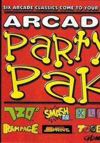 Arcade Party Pak – фото обложки игры