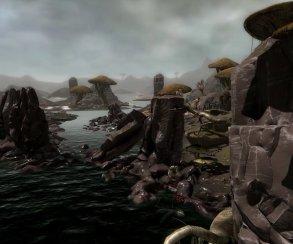 Авторы масштабного мода Skywind для TES V показали подземелья Дагота в новом сюжетном трейлере