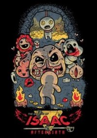 The Binding of Isaac: Afterbirth – фото обложки игры