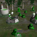 Скриншот Attack of the Gelatinous Blob – Изображение 5