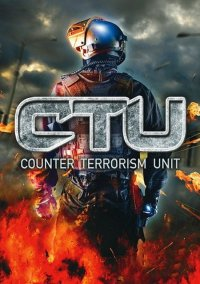 CTU: Counter Terrorism Unit – фото обложки игры