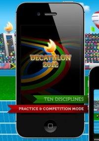 Retro Decathlon 2012: Run, Jump and Throw with us! – фото обложки игры
