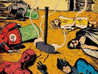 10 лучших комиксов 2017 года