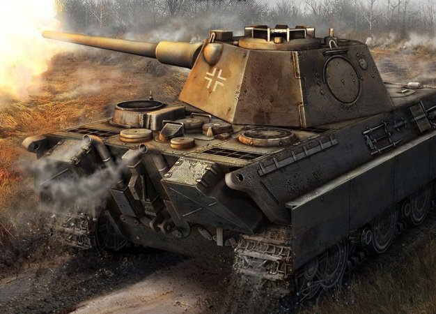 Как работает World of Tanks Generals
