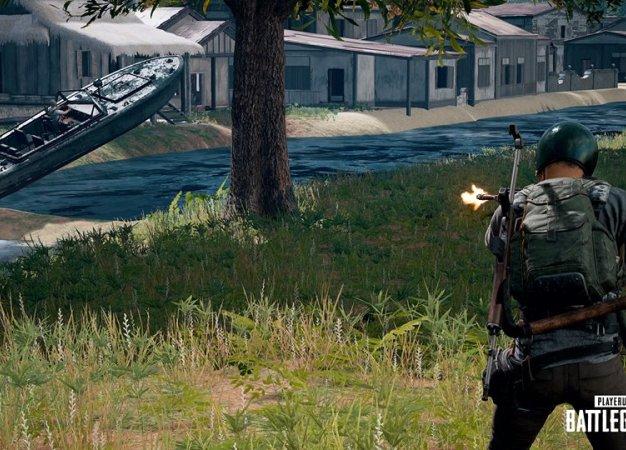 Far Cry Battle Royale: впечатления отновой карты Playerunknown's Battlegrounds