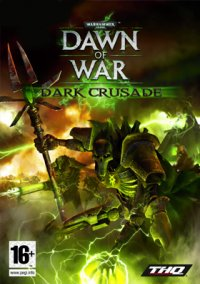 Warhammer 40,000: Dawn of War - Dark Crusade – фото обложки игры