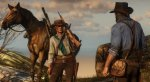 Джон Марстон, Голландец иАртур Морган нановых скриншотах Red Dead Redemption2. - Изображение 1