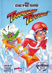 Trampoline Terror! – фото обложки игры