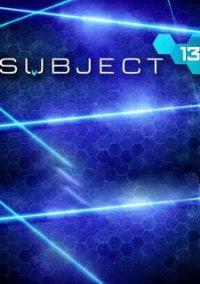 Subject 13 – фото обложки игры