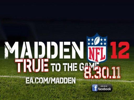 Madden NFL 12. Дневники разработчиков