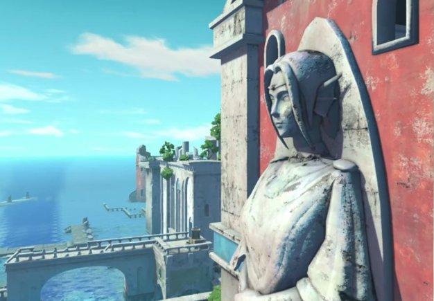 Ni No Kuni 2: Revenant Kingdom. Демонстрация города Hydropolis