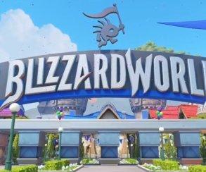Blizzard анонсировала нового героя Мойру икарту BlizzardWorld для Overwatch