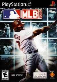 MLB 2006 – фото обложки игры