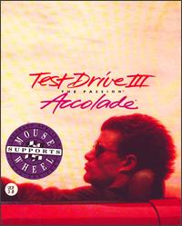 Test Drive 3: The Passion – фото обложки игры