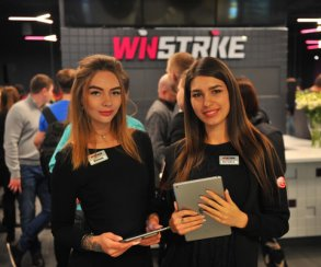 Холдинг Winstrike открыл киберспортивную арену в центре Москвы на 1000 кв.м