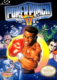 Power Punch II – фото обложки игры
