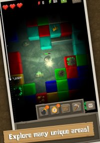 Puzzle to the Center of the Earth – фото обложки игры