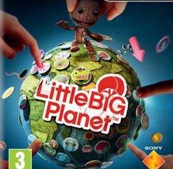 Релизный трейлер LitleBigPlanet (PS Vita)