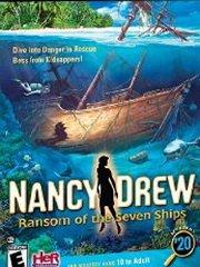 Nancy Drew: Ransom of the Seven Ships – фото обложки игры