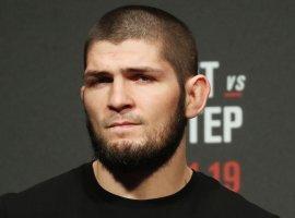 Хабиб нелетит вСША набой сФергюсоном. Босс UFC подтвердил информацию