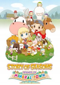 STORY OF SEASONS: Friends of Mineral Town – фото обложки игры