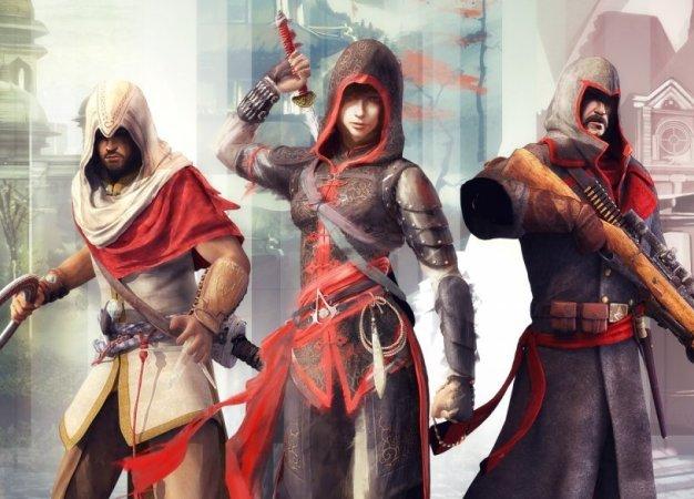 Герои Assassin's Creed Chronicles – кто они?