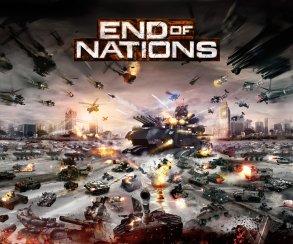 Третий этап ЗБТ End of Nations