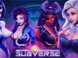 Игра Subverse отSFM-порностудии собрала наKickstarter 1 млн долларов
