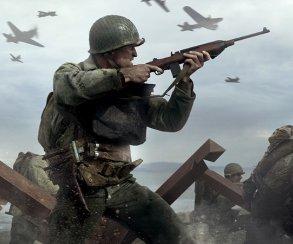 Первые 15 минут Call of Duty: WWII наполнены интересными персонажами и драмой