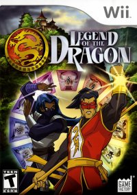 The Legend of the Dragon – фото обложки игры