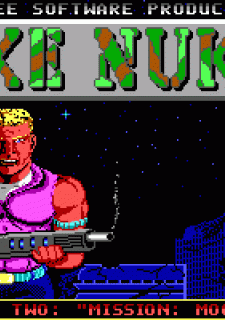 Duke Nukem Episode 2: Mission Moonbase