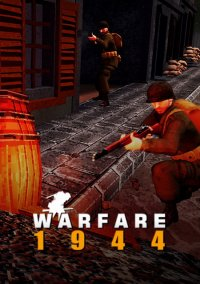 Warfare 1944 – фото обложки игры