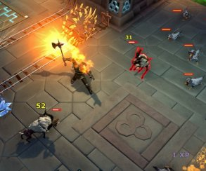 Бета The Mighty Quest for Epic Loot привлекла более 1,5 млн игроков