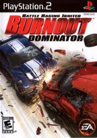 Burnout Dominator – фото обложки игры