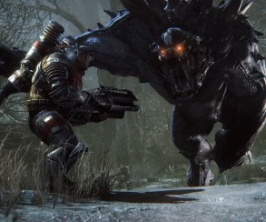 Альфа-тест Evolve на PS4 сорвался