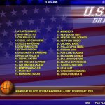 Скриншот World Basketball Manager 2007 – Изображение 9