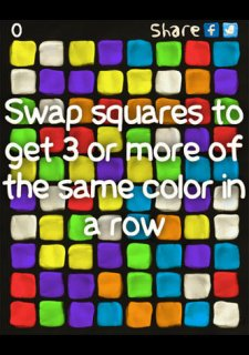 Clay Squares