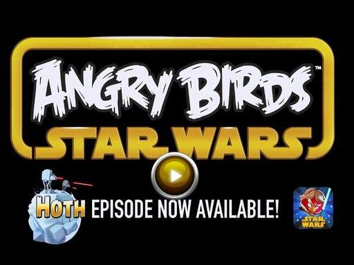 Angry Birds: Star Wars. Добро пожаловать в Angry Birds Star Wars- геймплейный трейлер