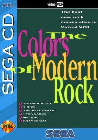 The Colors of Modern Rock