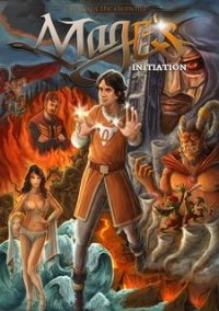 Mage's Initiation: Reign of the Elements – фото обложки игры