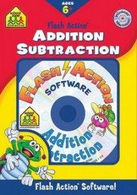 Addition & Subtraction Flash Action – фото обложки игры
