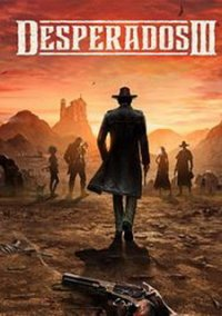 Desperados III – фото обложки игры