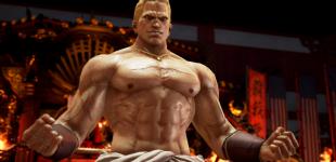 Tekken 7. Представление бойца Гис Ховард