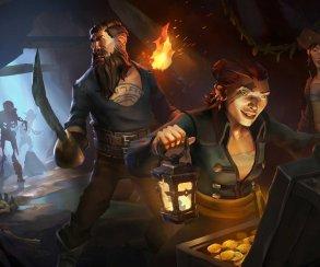 Суть. Sea ofThieves— онлайн-игра для нормальных людей. [+ВИДЕО]