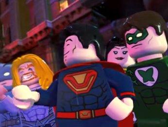 LEGO DC Super-Villains. Сюжетный трейлер