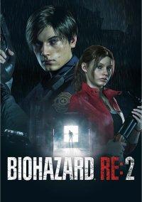 Resident Evil 2 Remake – фото обложки игры