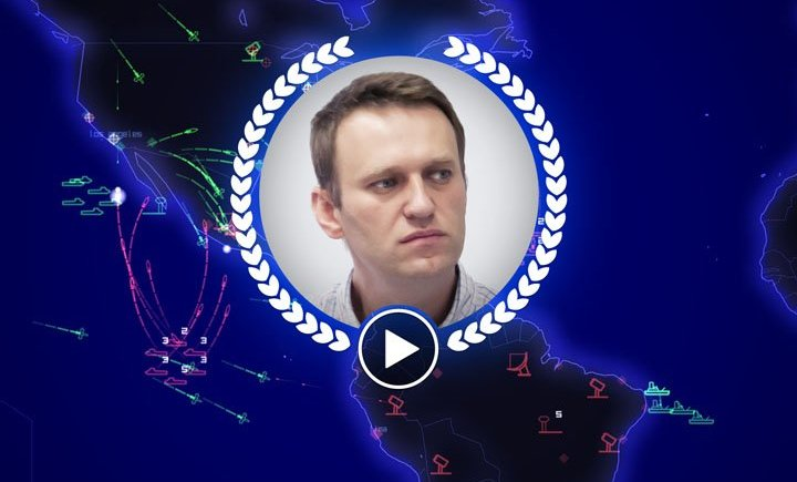 Интервью с Алексеем Навальным: «Видеоигры - это замечательно!»