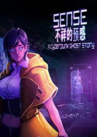 Sense: A Cyberpunk Story – фото обложки игры