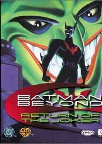 Batman Beyond: Return of the Joker – фото обложки игры