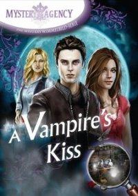 Mystery Agency: A Vampire's Kiss – фото обложки игры